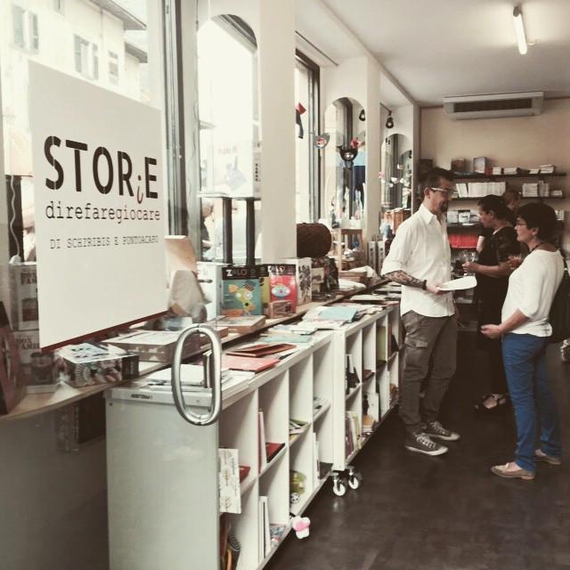 spazio storie pisogne libreria indipendente